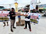 Wartawan Galang Dana, Akai Jaya,Turun Tangan Ikut Juga